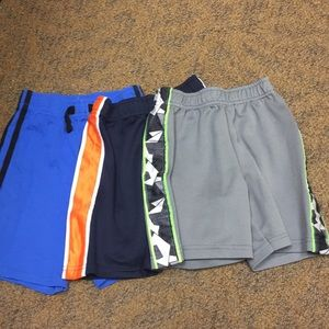 Bundle: 3 Boys Athletic Shorts